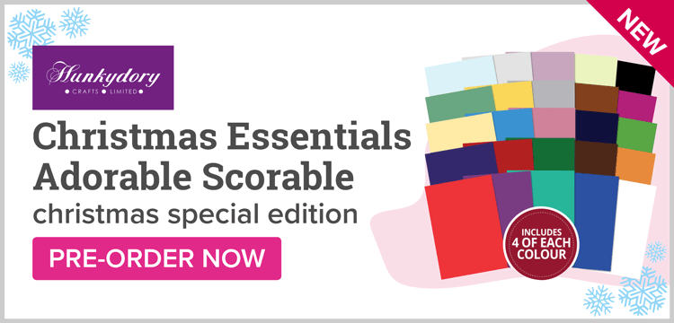 Christmas Essentials Adorable Scorable!