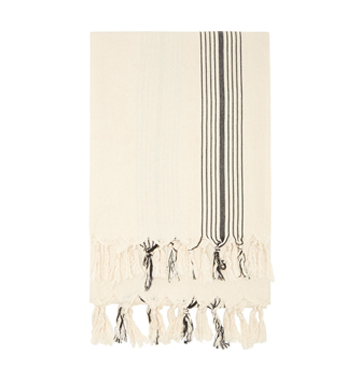 MUR Lifestyle Bergama Cotton Turkish Towel $55