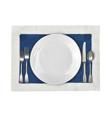 Summerill & Bishop Full Field Linen Placemat  $75