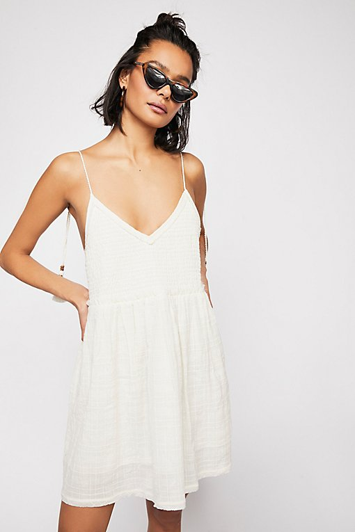 Sundrenched Mini Dress