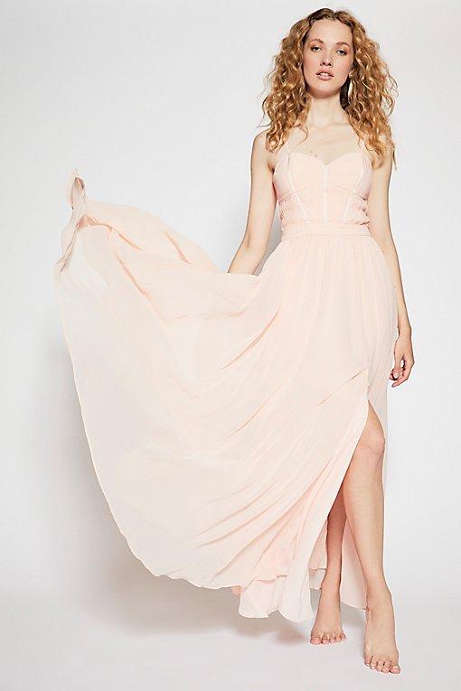 Taurus Maxi Dress