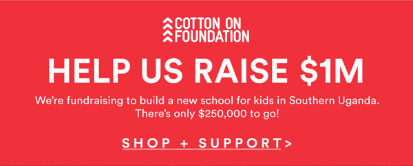Shop + Support Foundation | Shop Foundation Products