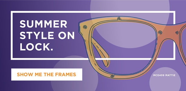 Summer Style On Lock | Show me the frames