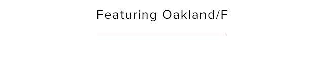 Shop Oakland F