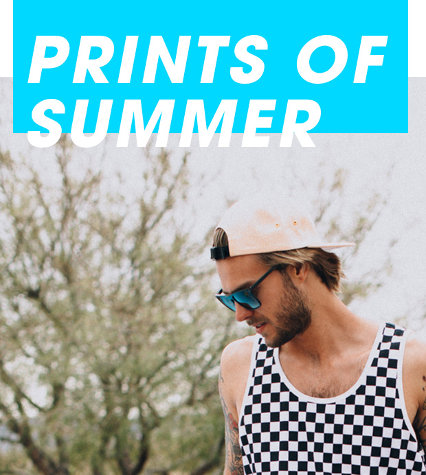 PRINTS OF SUMMER