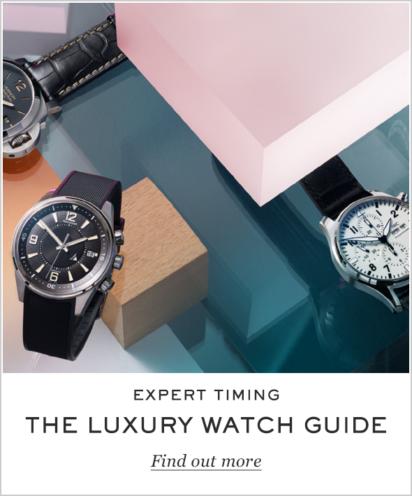 The Luxury Watch Guide