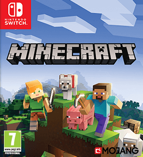 Minecraft: Bedrock Edition Nintendo Switch