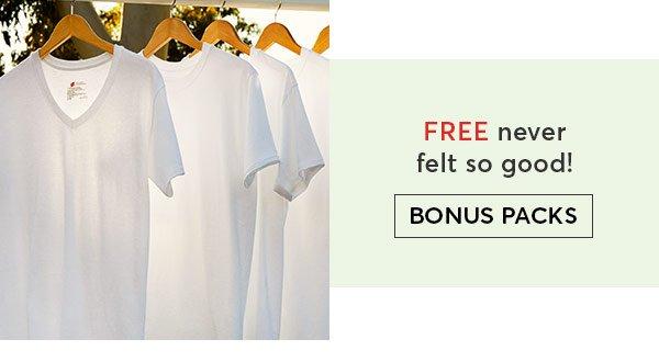 Shop Underwear Bonus Packs - Turn on your images