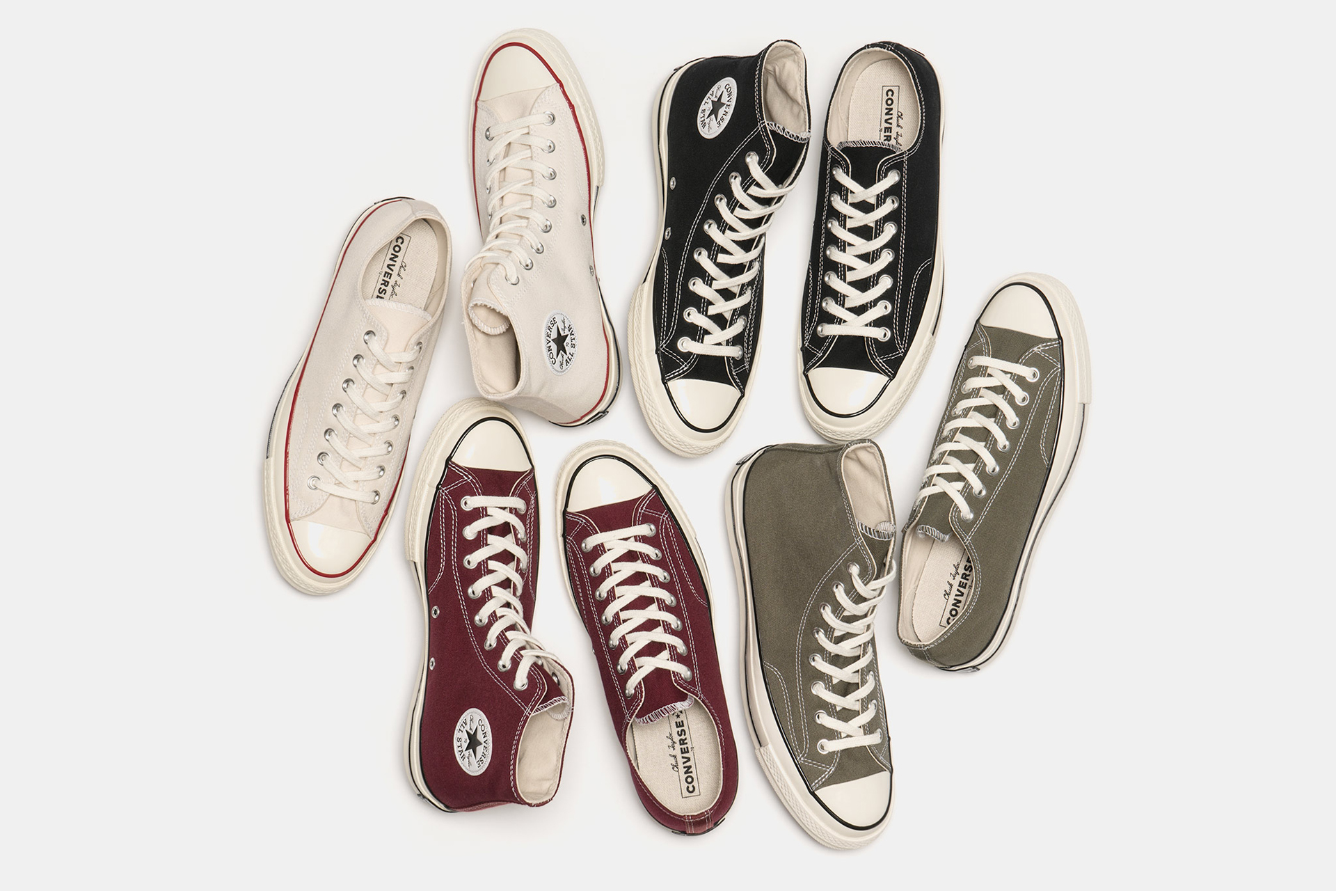 025dc0502aac Haven  New Arrivals  Converse CTAS 1970s Hi Ox
