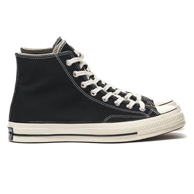 fea5273358a7 Converse Chuck Taylor All Star Canvas 1970s Hi Black