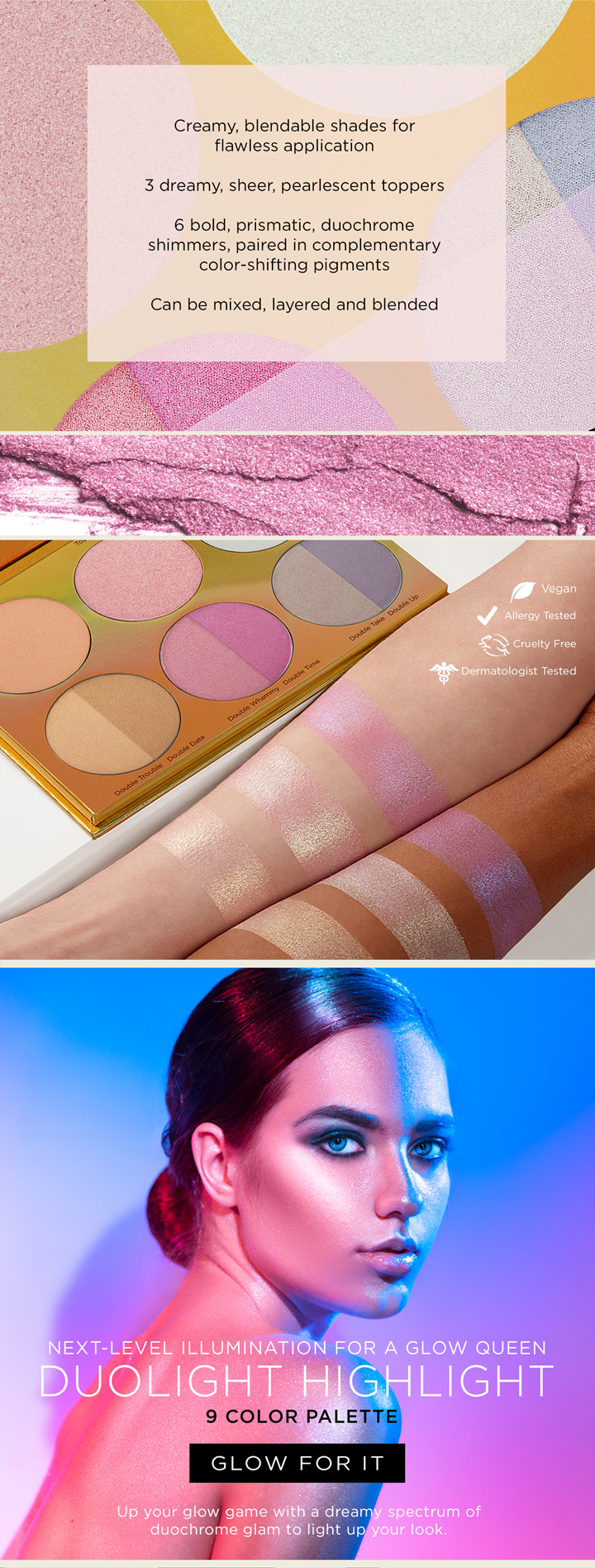 Duolight Highlight Palette by BH Cosmetics #13