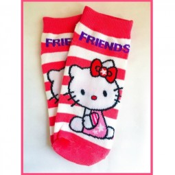 4fc1f008d0016 Assorted Hello Kitty Printed Comfy Socks (ONE Size Fits Most)
