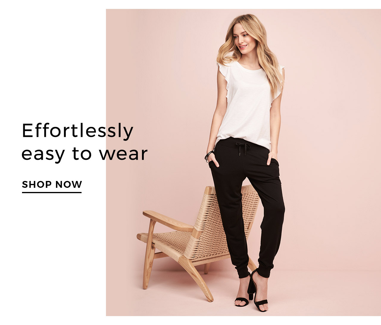 Effortlessly easy to wear