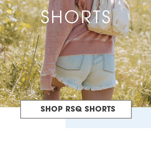 Shop Womens RSQ Shorts