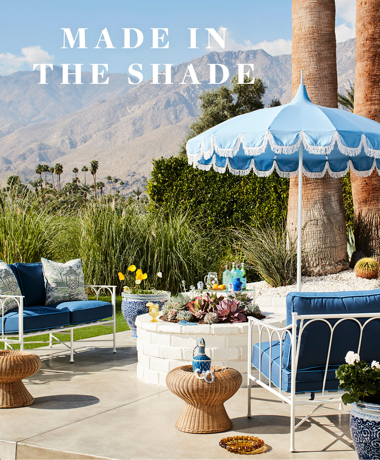 Keep Cool With Our Patio Umbrellas