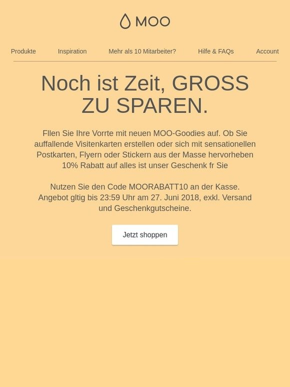 Moo Com Email Newsletters Shop Sales Discounts And Coupon