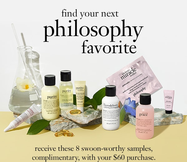 find your next philosophy favorite