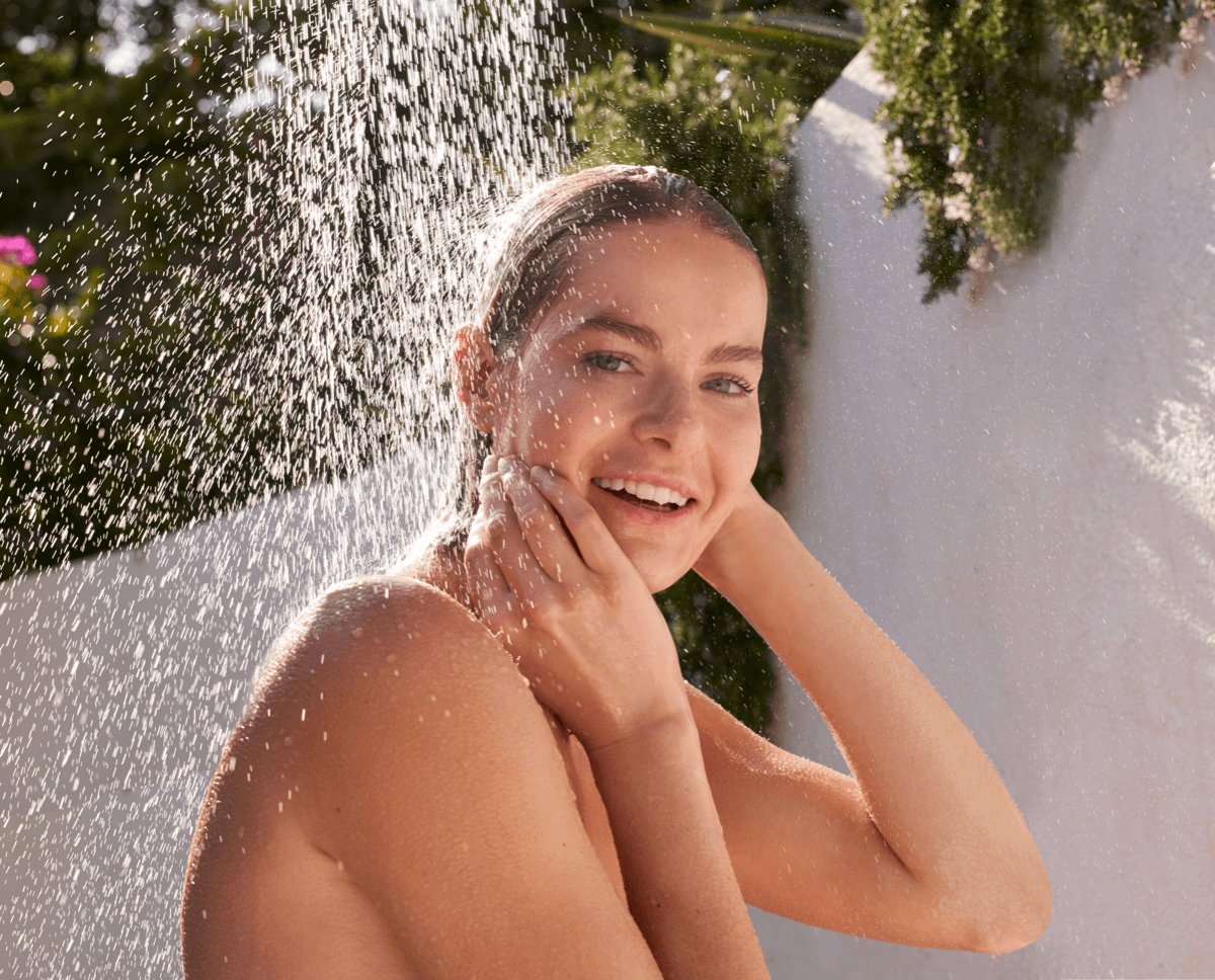 Detox Your Shower
