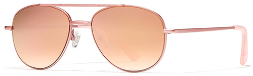 Zenni Optical New Arrivals Rose Gold Milled