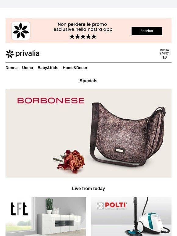 miglior servizio 1f7b4 821b1 E Polti Privalia Adidas Tft Borbonese Ynot Living Shiseido ...