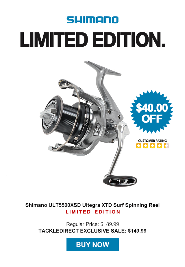 5ad83feb90c Tackle Direct: We're not joking about this: $40 OFF Select Shimano ...