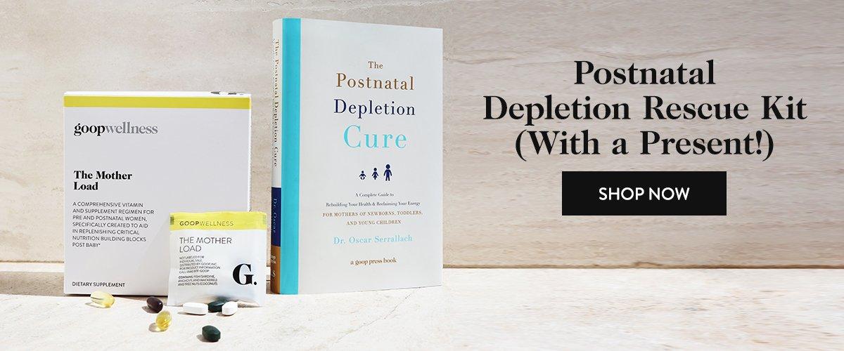 Postnatal Depletion Rescue Kit