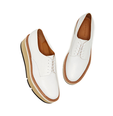Clergerie Barbara Flatform Loafers $595