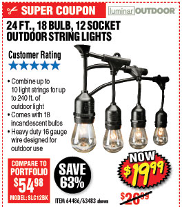 Harbor freight tool disposal notice milled 24 ft 12 bulb outdoor string lights greentooth Images