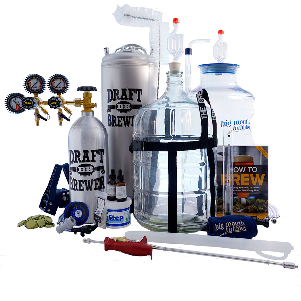 Master Brewers Equipment Starter Kit