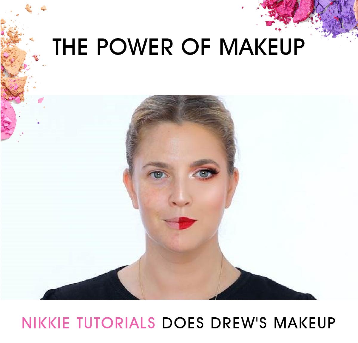 Flower beauty nikkie tutorials does drews makeup milled izmirmasajfo