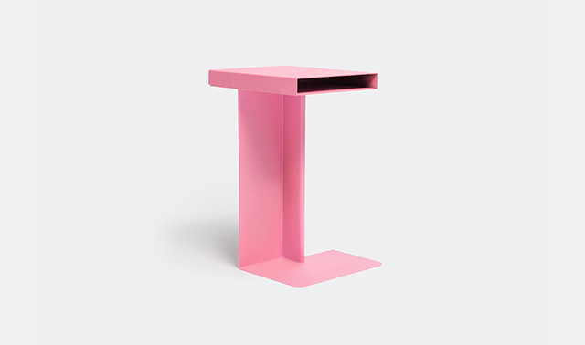 'Radar' side table by Nomess