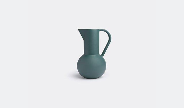 'Strm' jug by Nicholai Wiig-Hansen for Raawii