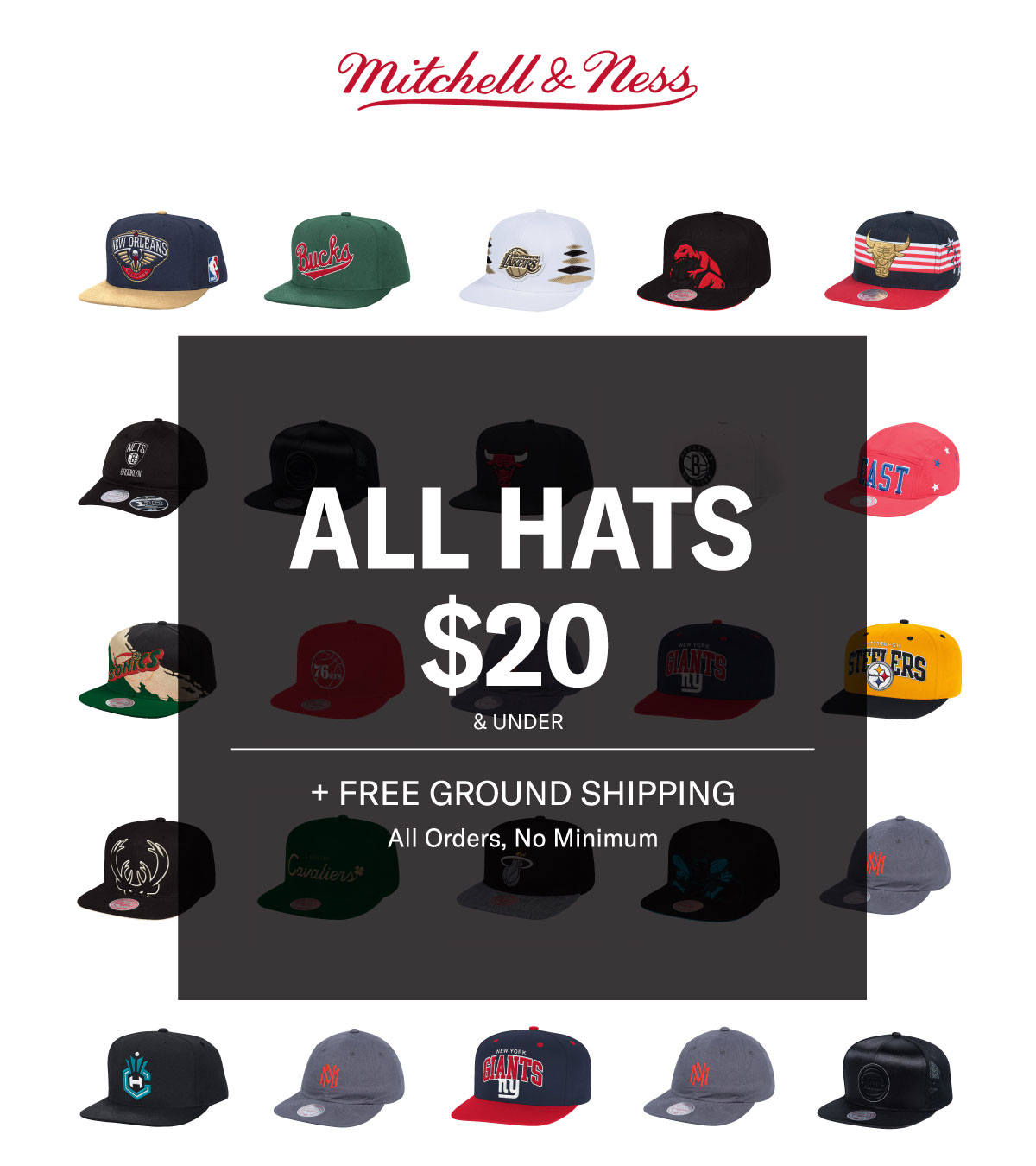 All Hats $20 and Under
