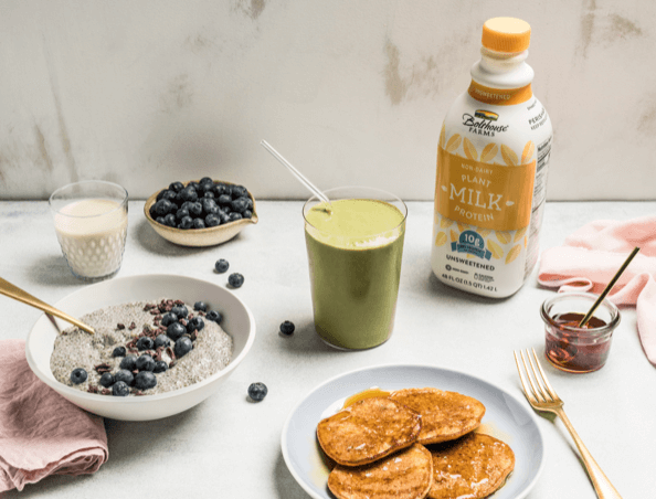 3 Totally Delicious Plant-Based Breakfast Upgrades