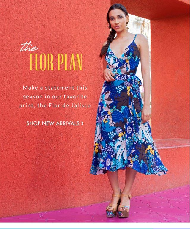 Print Focus: Flor de Jalisco