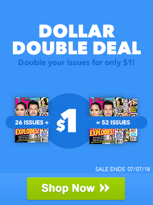 Double Your Issues for $1