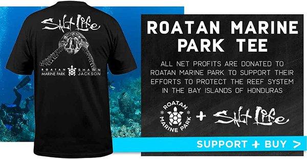 Roatan Marine Park Tee.