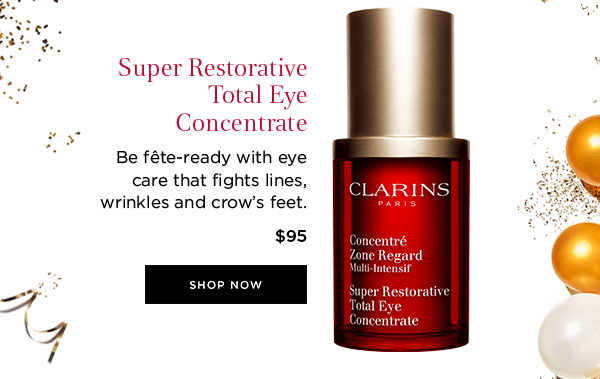Super Restorative Total Eye Concentrate