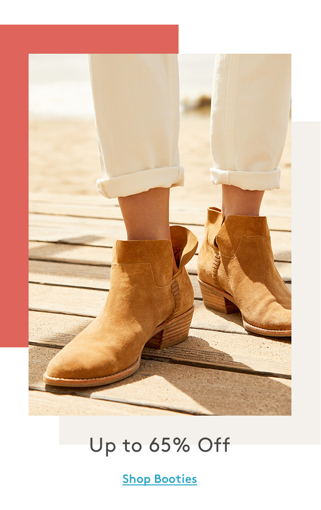 Up to 65% Off | Shop Booties
