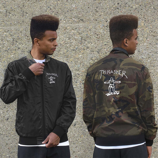 MEN'S Jackets Featuring Thrasher | Shop Now