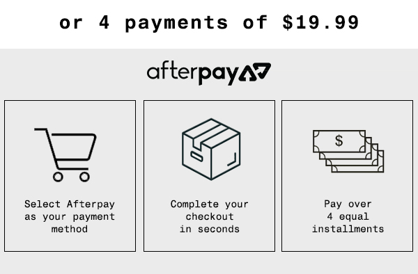 Afterpay it!