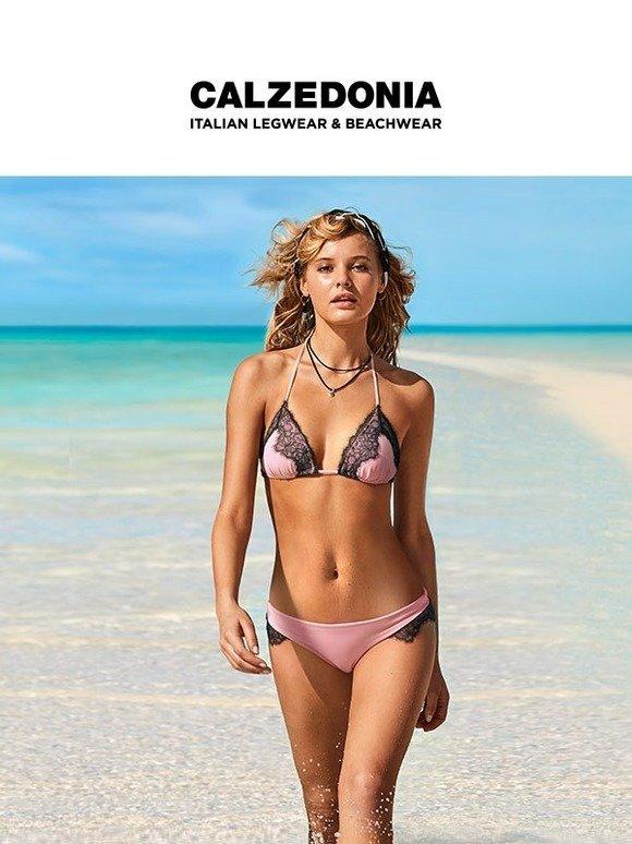0262ed2a259de9 Calzedonia: Jetzt bis zu -50% auf Bikinis im Romantik-Look! | Milled