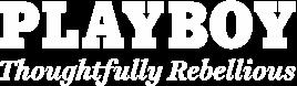 Playboy Thoughtfully Rebellious