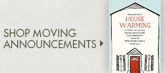 Shop Moving Announcement