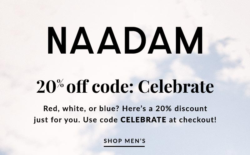 Naadam 4th of July 20% Off