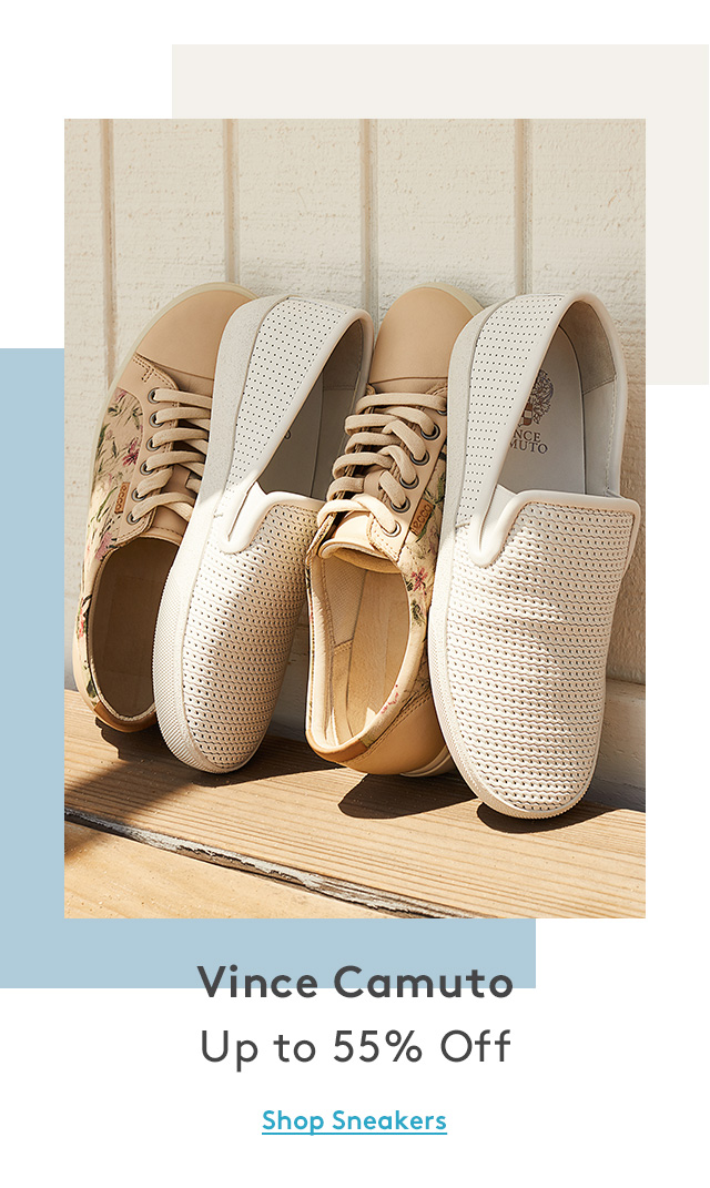 Vince Camuto | Up to 55% Off | Shop Sneakers