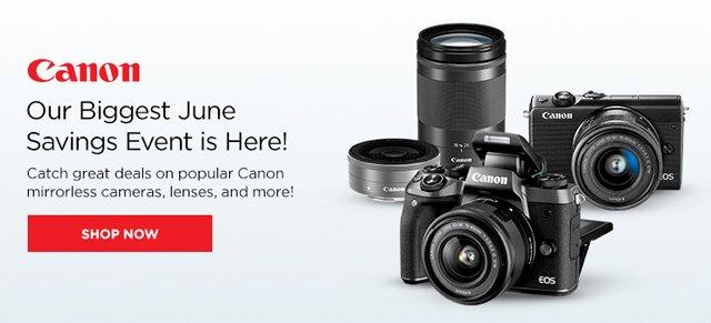 Canon Specials