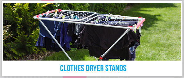 Clothes Dryer Stands