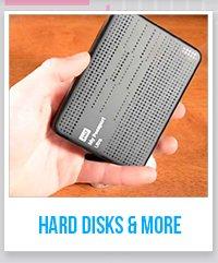 Hard Disks & more