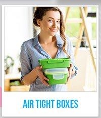 Air tight boxes